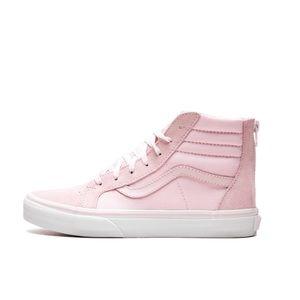 NWT Vans SK8-Hi Zip - Chalk Pink - Size 2.0